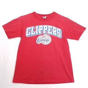 Los Angeles Clippers Red Youth T-Shirt M